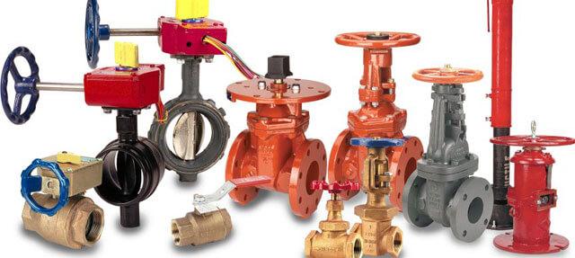 Монтаж запорной арматуры для газа: главные моменты
